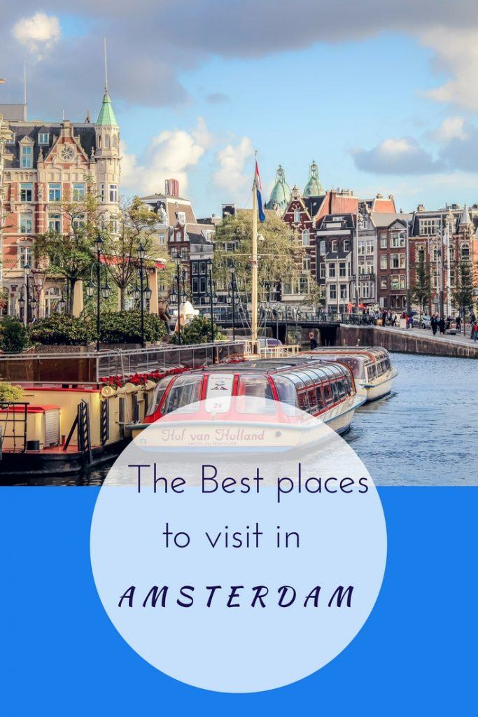 Amsterdams best places to visit