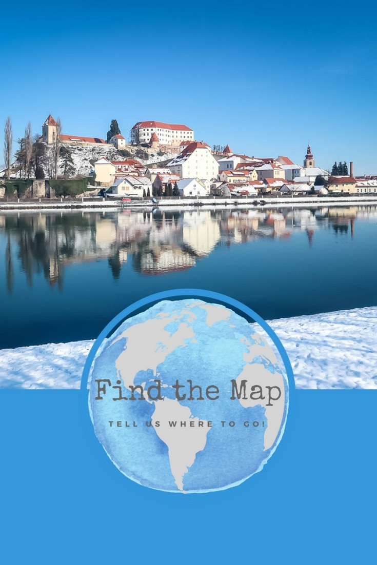 It's time to Find the Map and Go on your own adventure!