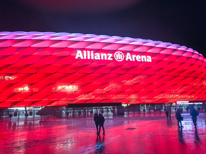 Germany Munich Allianz Arena