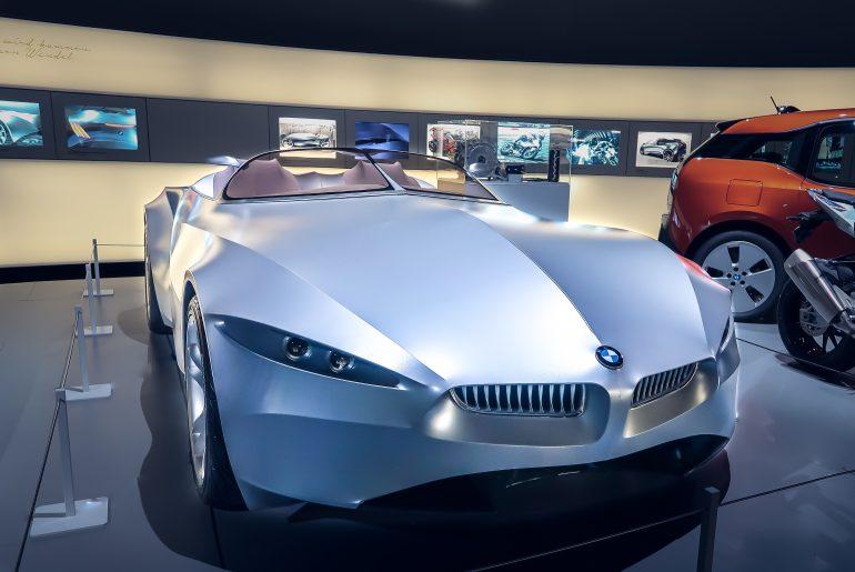 Munich BMW Welt Museum