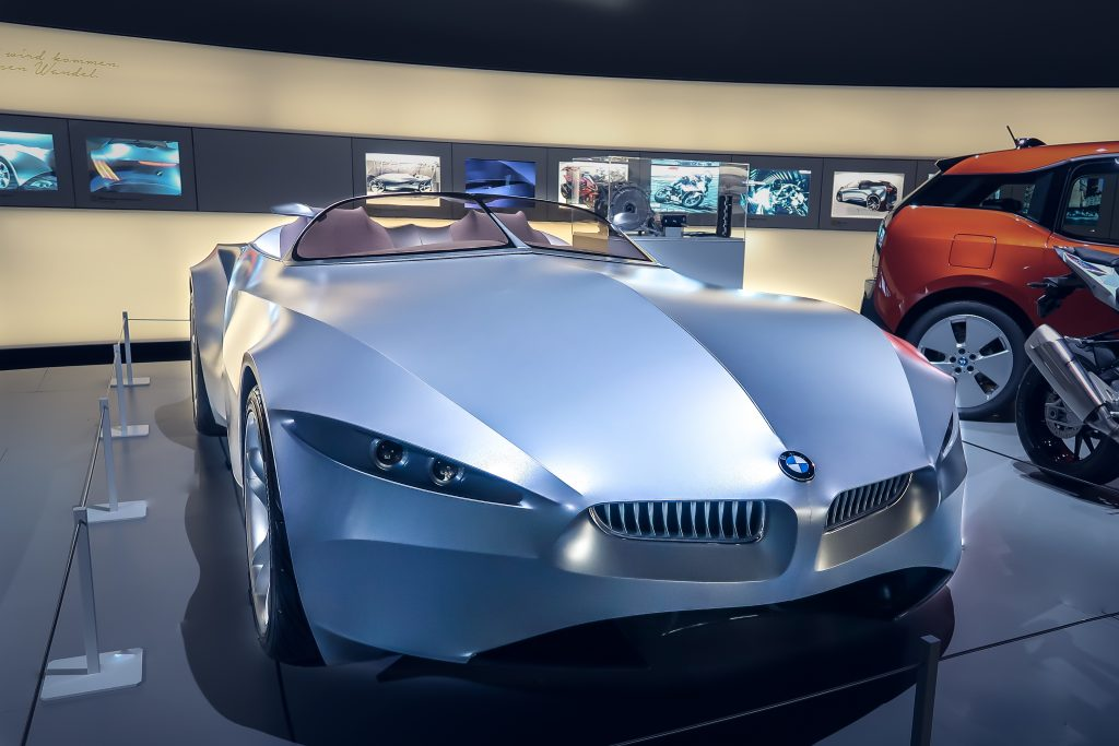 Munich's BMW Museum in Germany