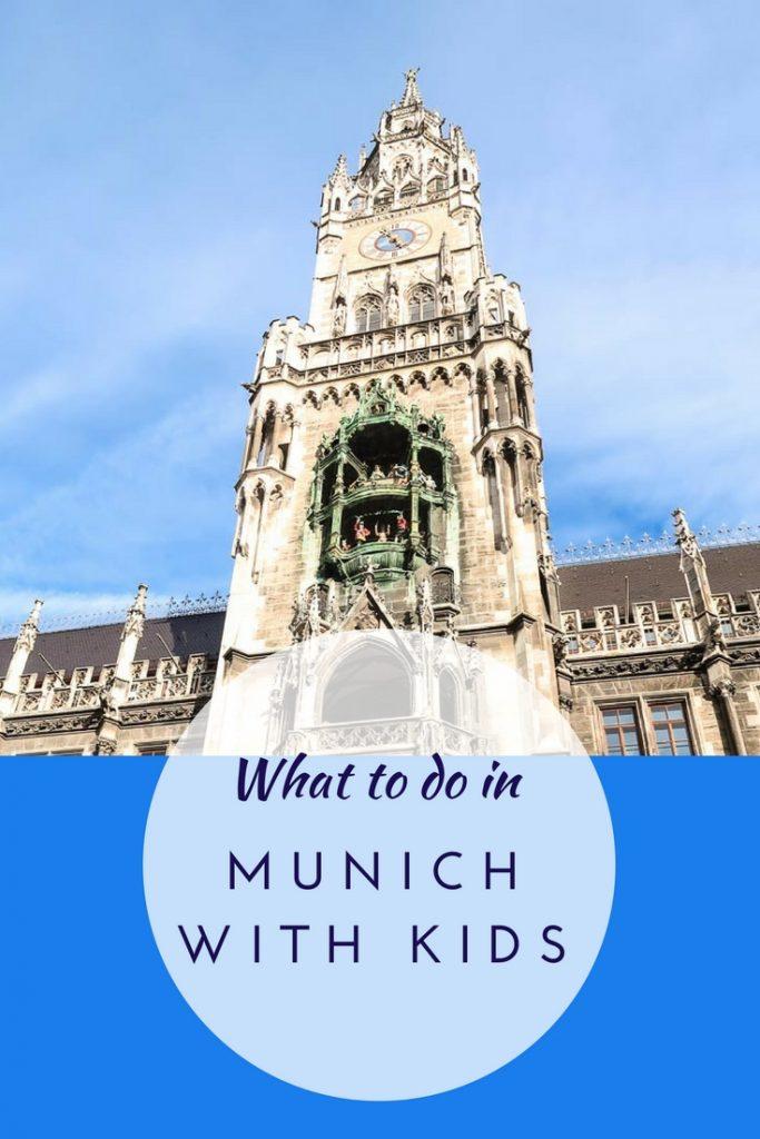Weekend in Munich with Kids