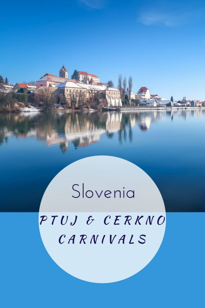 Ptuj & Cerkno Carnival