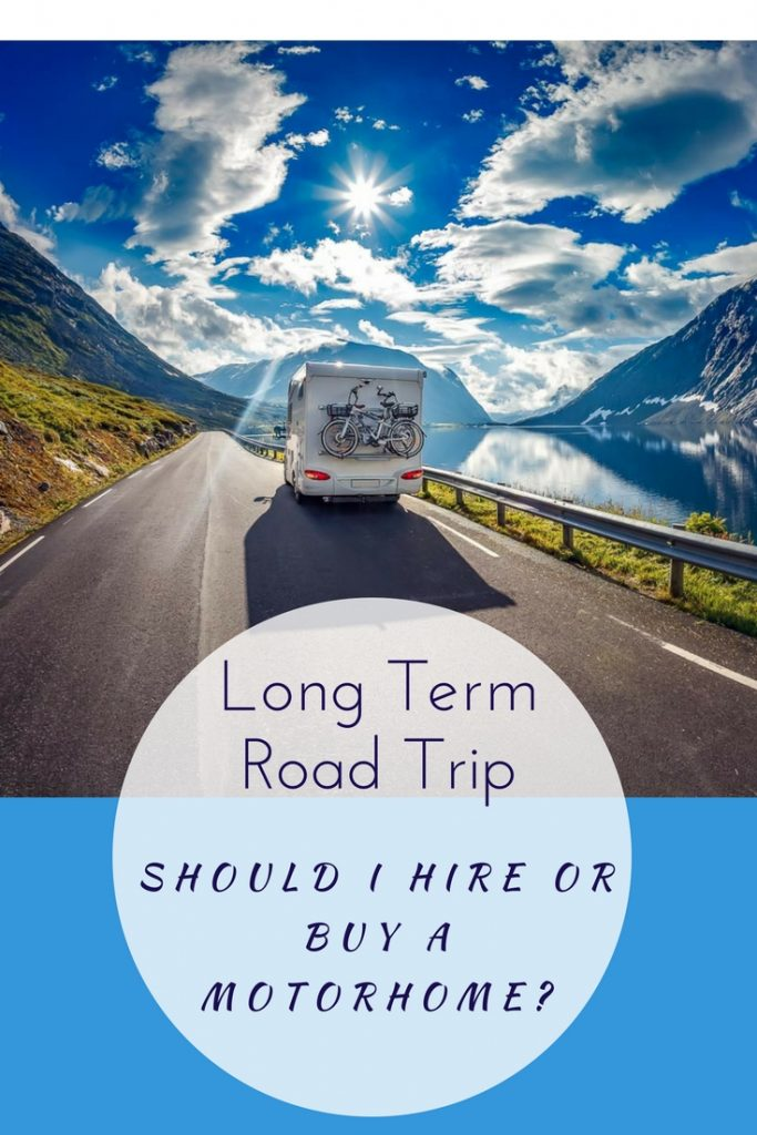 Buying a Motorhome for long term travel