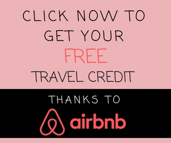 Air BNB Travel Credit