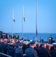 ANZAC Day at Gallipoli