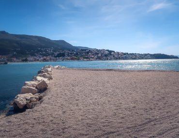 Croatia Camping Split Beach