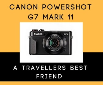 Canon Powershot G7 Mark 11
