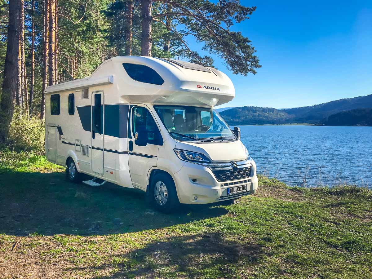 Buying a motorhome in Europe