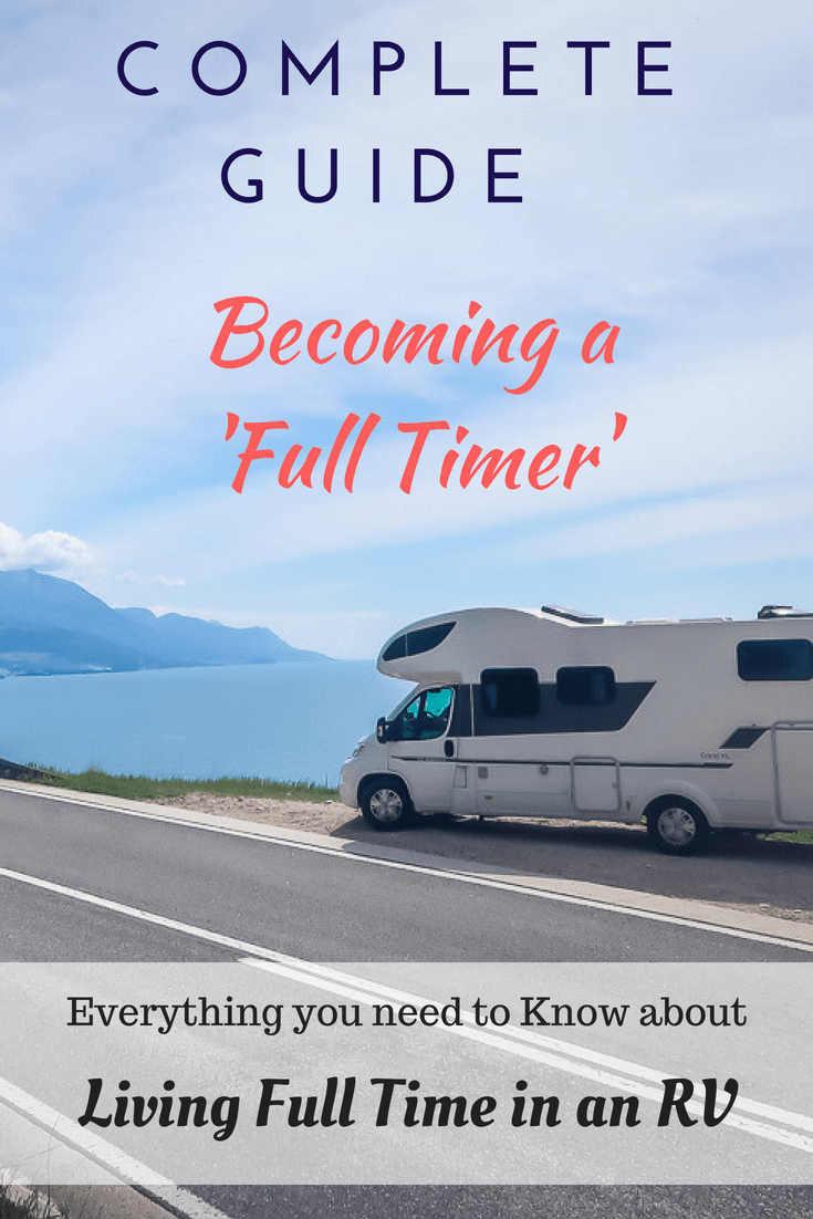 Pin it page Complete Guide to becoming a full timer