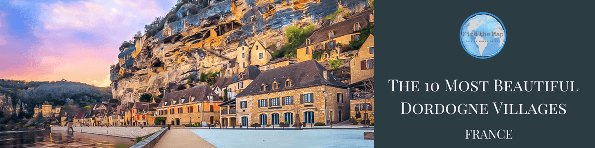 Dordogne Villages France