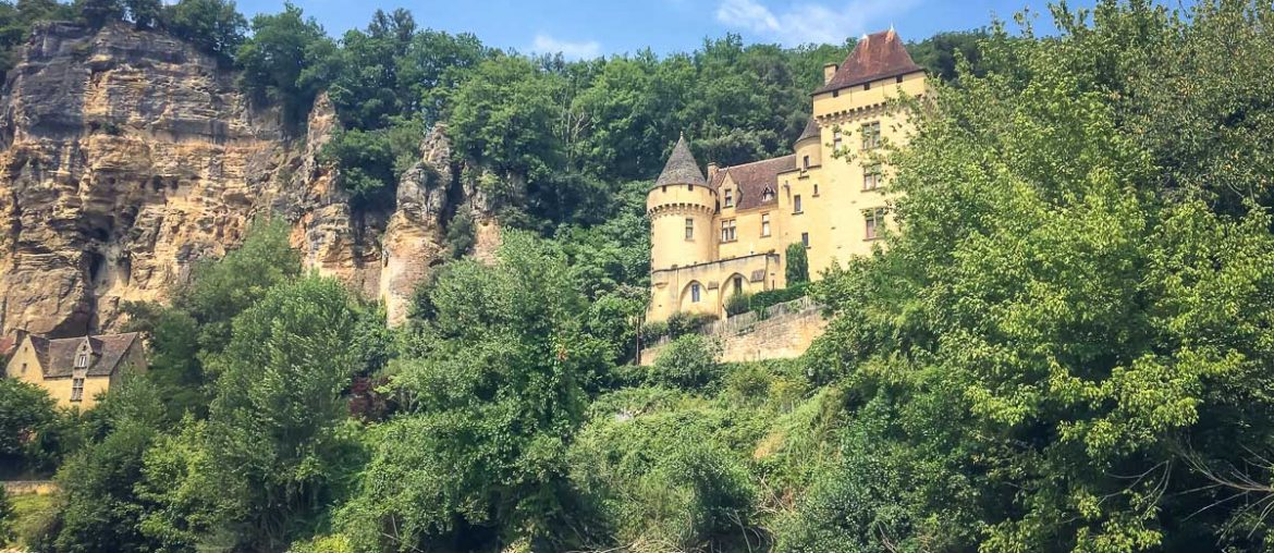 Castles on the Dordogne