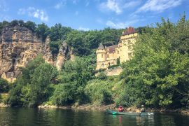Castles on the Dordogne