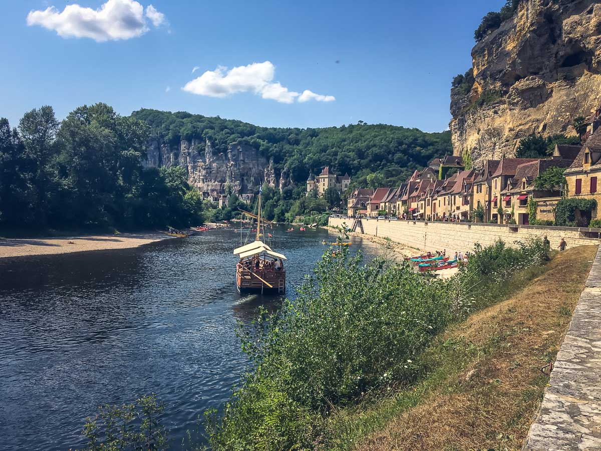 River Cruises on the Dordogne