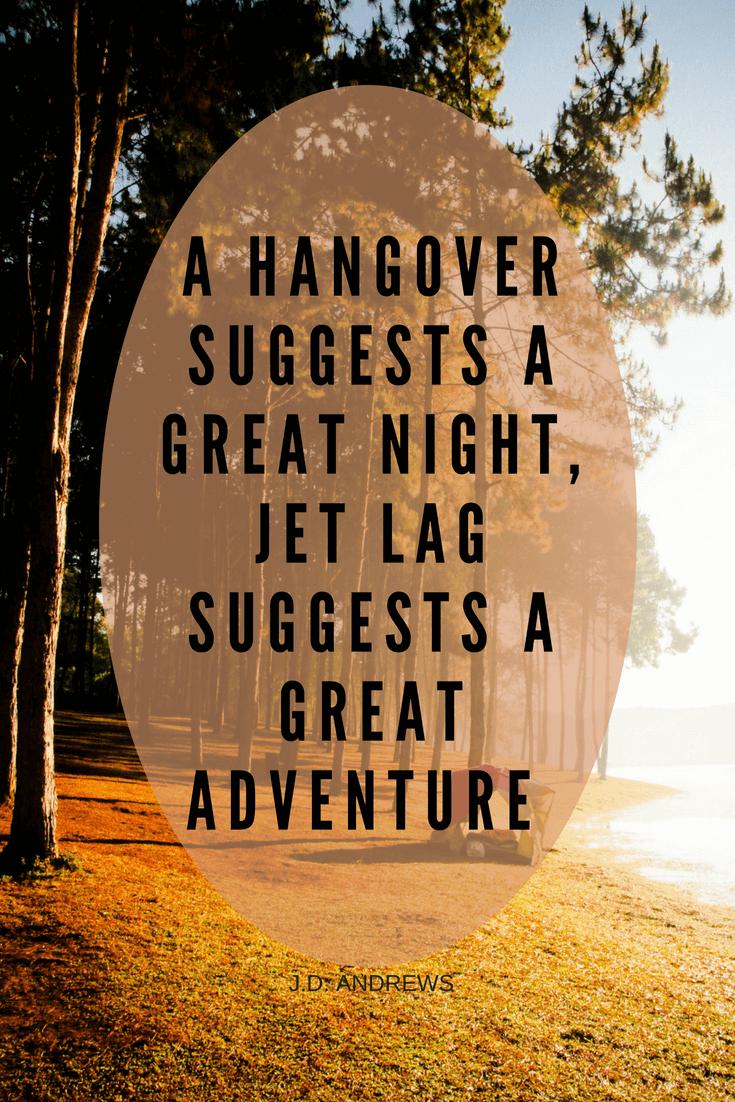 Great Adventure Travel Quote
