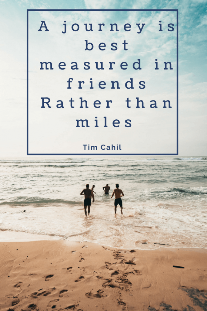 Measured by Friends Quote