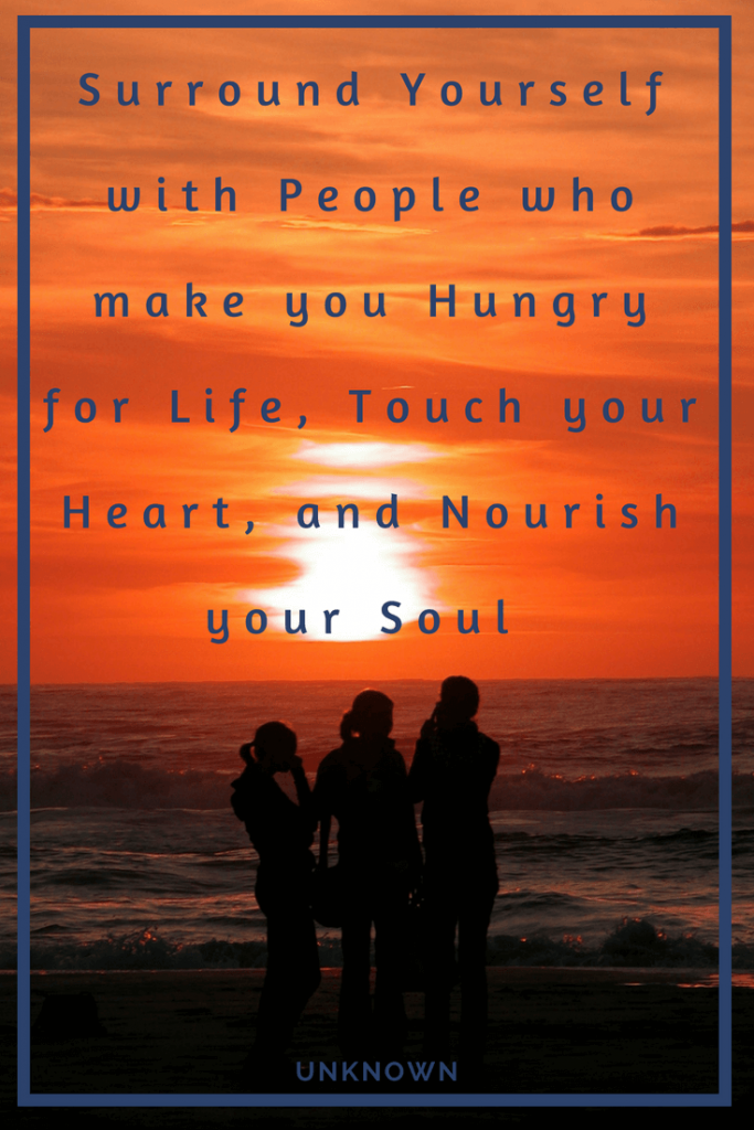 Hungry for Life Quote