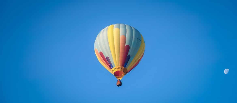 Ballooning in Dordogne