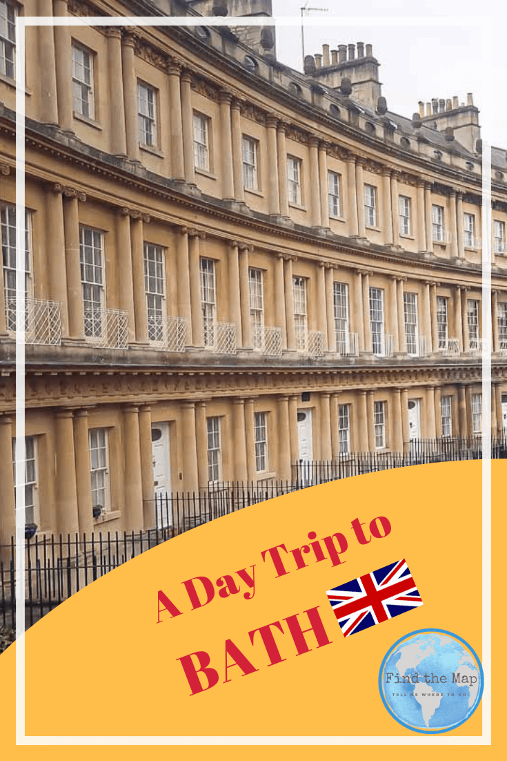 A Day trip to Bath