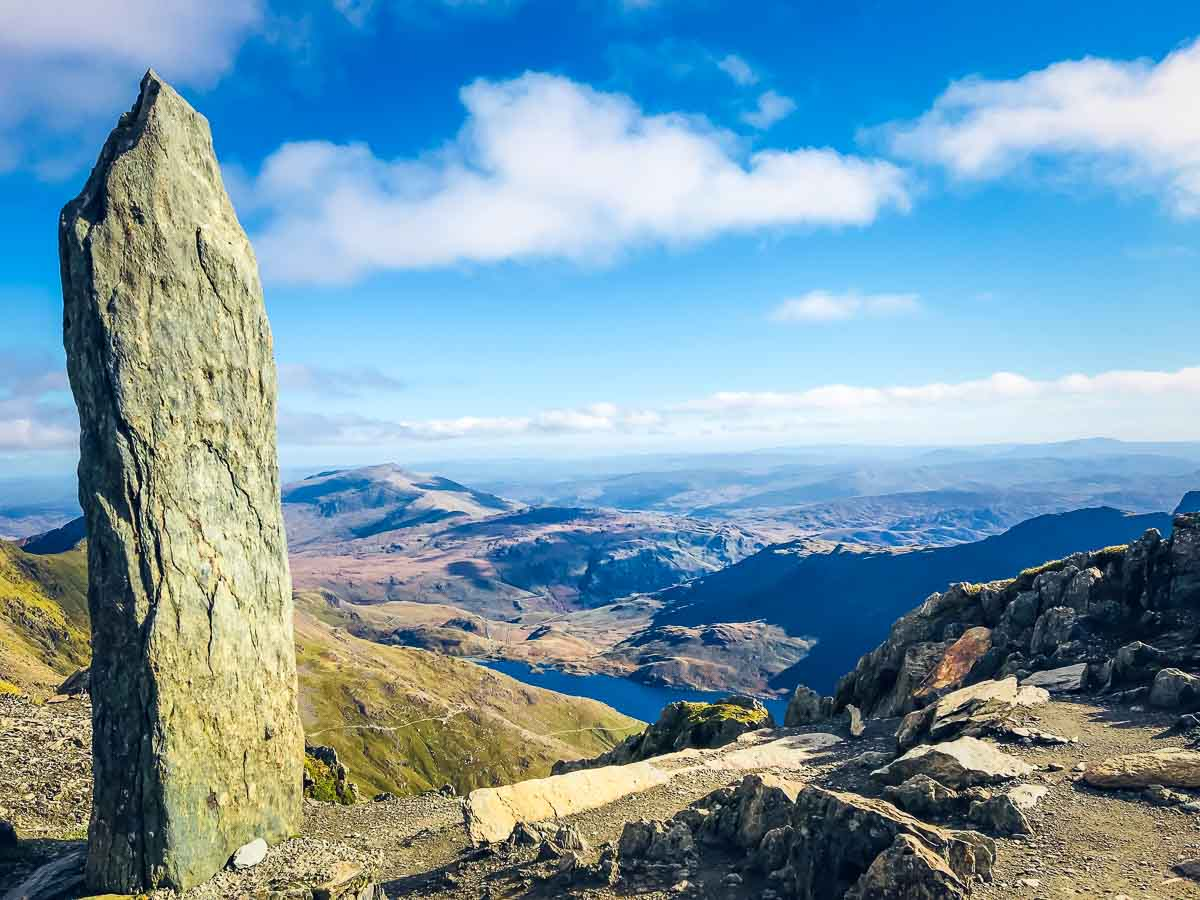 Hiking Mount Snowdon with Kids