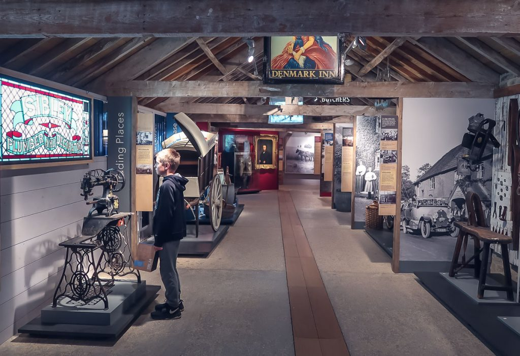 Somerset Rural Life Museum Galleries