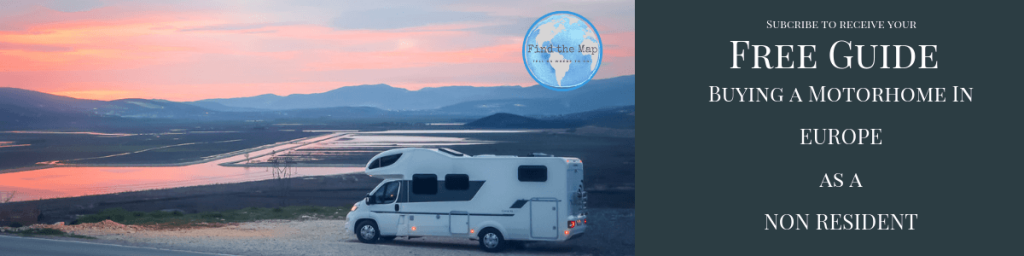 Buying a Motorhome in Europe as a Non-Resident