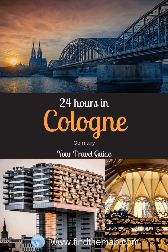 24 hours in Cologne