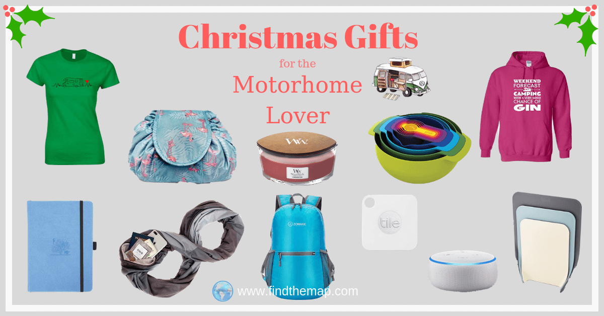 Gifts for Motorhome Enthusiast Female