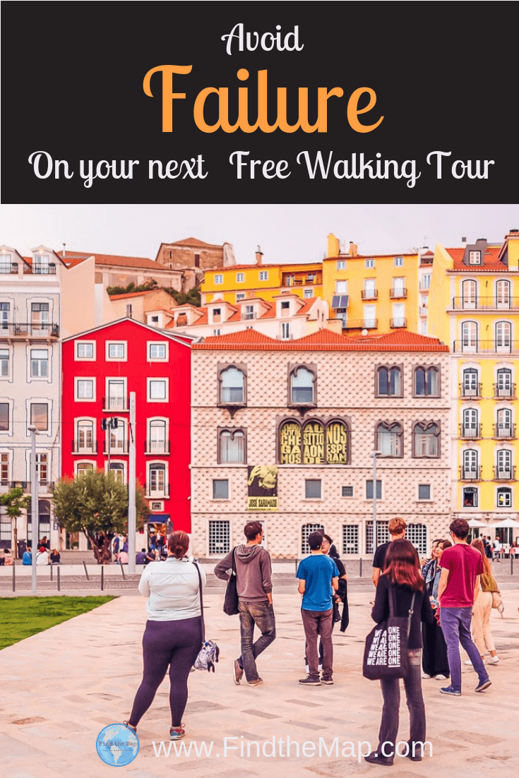 Be Prepared on your Next Free Walking Tour.  All the info you need to make it a great experience exploring a new city. This is your Ultimate Guide to Free Walking Tours #Freewalkingtour #GuidedTour