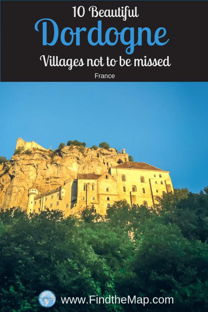 Frances most beautiful villages