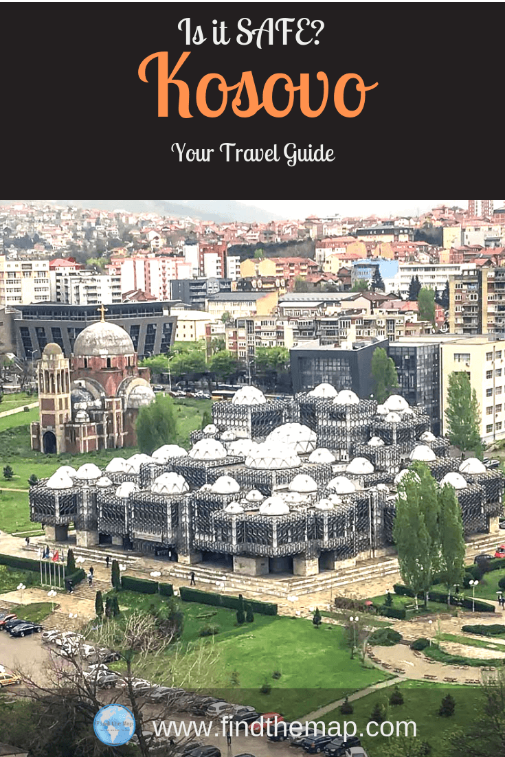 Travelling in Kosovo. Is it Safe? Yes! Know before you Go | Highlights in Pristina | Must do's while Travelling in Kosovo. #Kosovo #Pristina #Vanlife #findthemapandgo