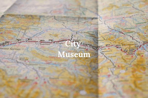 City Museum - Ljubljana  through the ages