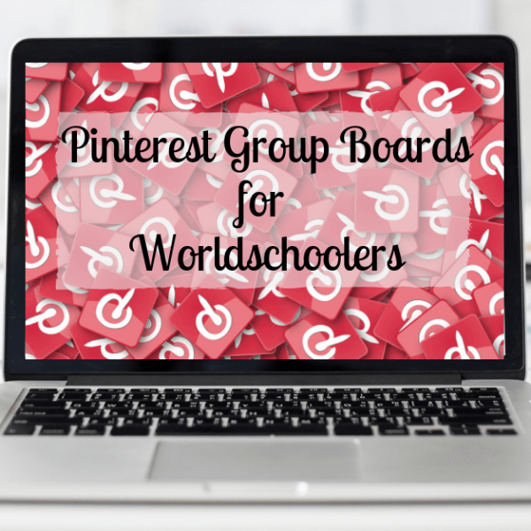 Worldschool Pinterest Group Boards to Join