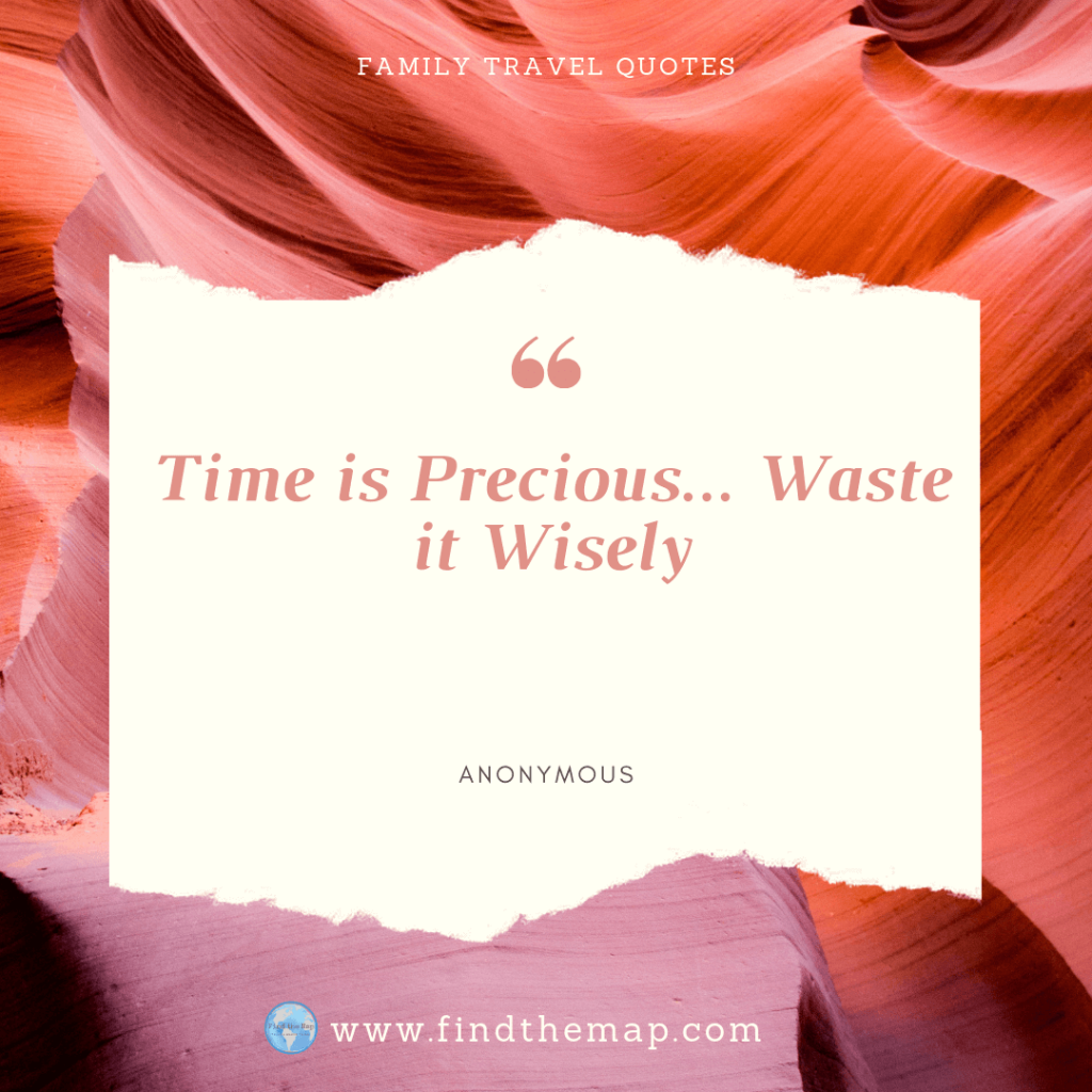 Time is Precious.. Waste it wisely