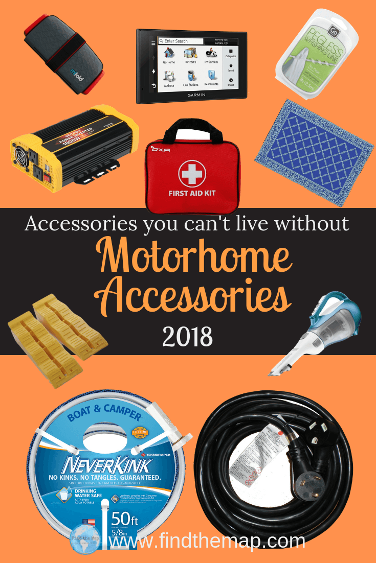 Here is a list of 2018 RV Must Haves. Those essential items that make life on the road run smoothly. Some are items you just wouldn\'t travel without and some items fall into the category of \'Home Comforts\'.  Find what they are and why they are so important.