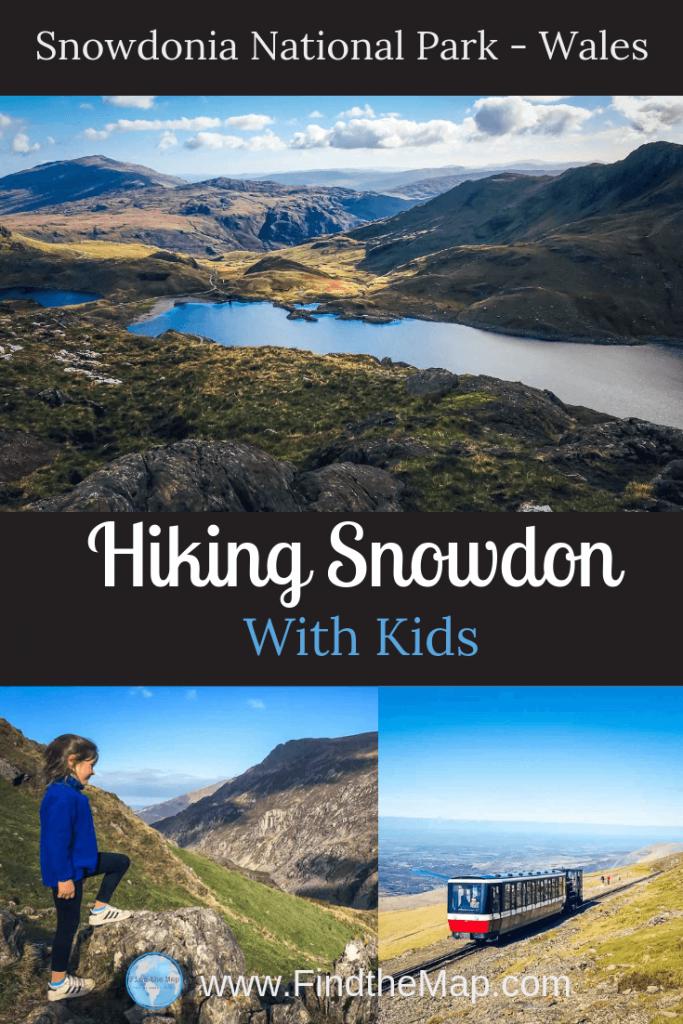 Snowdon Routes