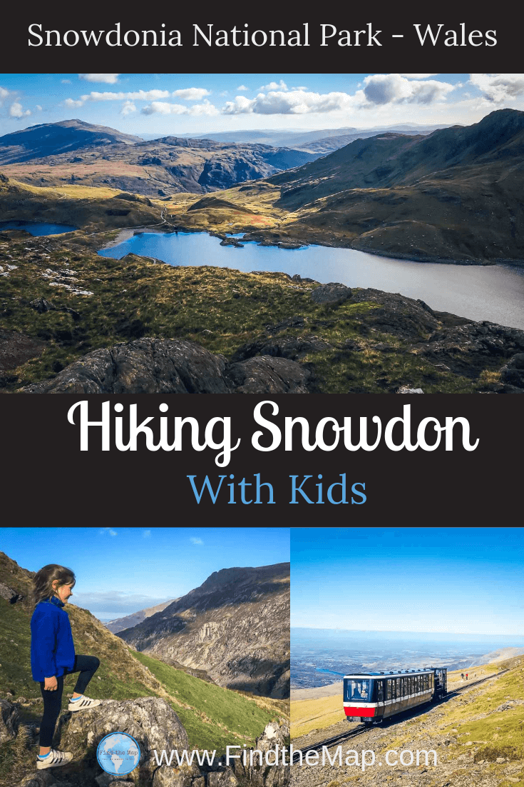 Hiking Snowdon with Kids