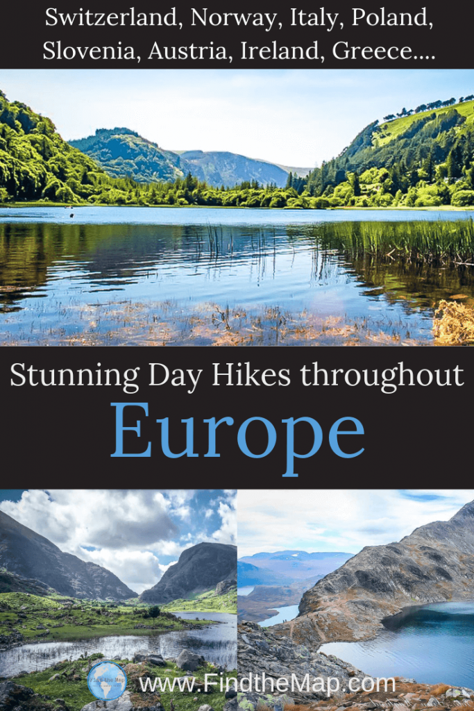 Places to go Hiking in Europe