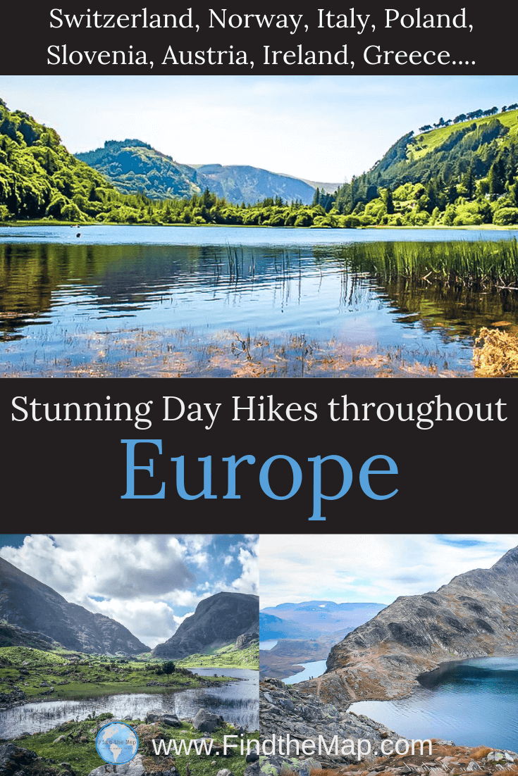 The Best Day Hikes in Europe